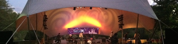 Summer Nights Banner