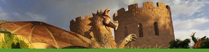 Children's Fantasy Garden Dragon