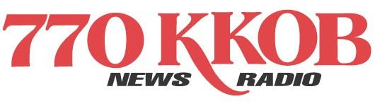 KKOB-AM logo