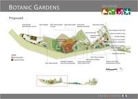 caption:Master Plan Slide Botanic Garden