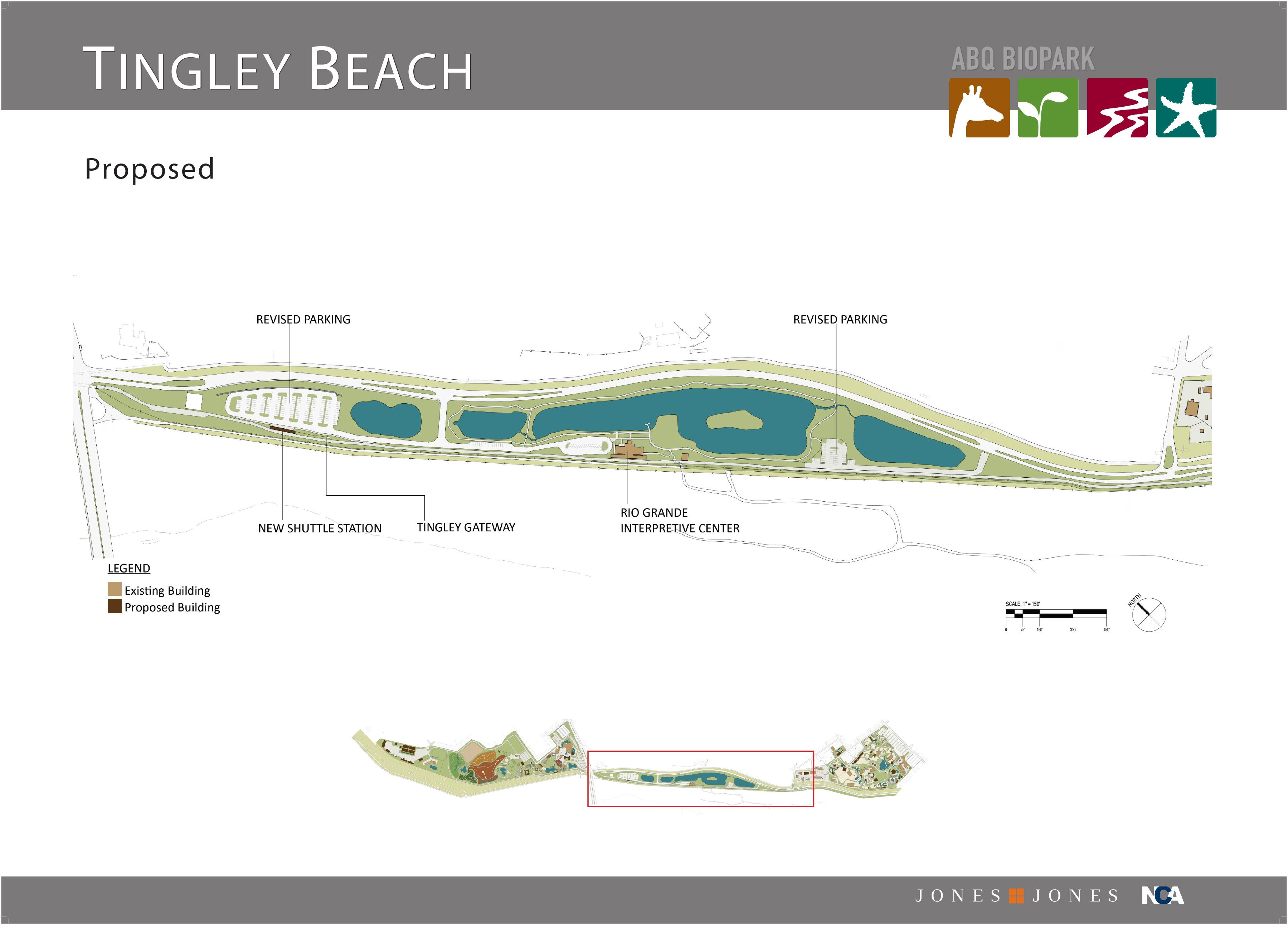Master Plan Slide Tingley Beach