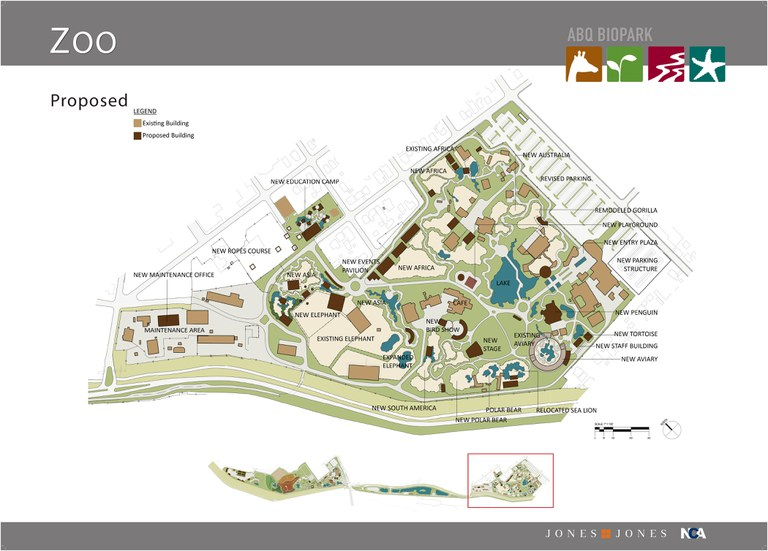 Master Plan Slide Zoo
