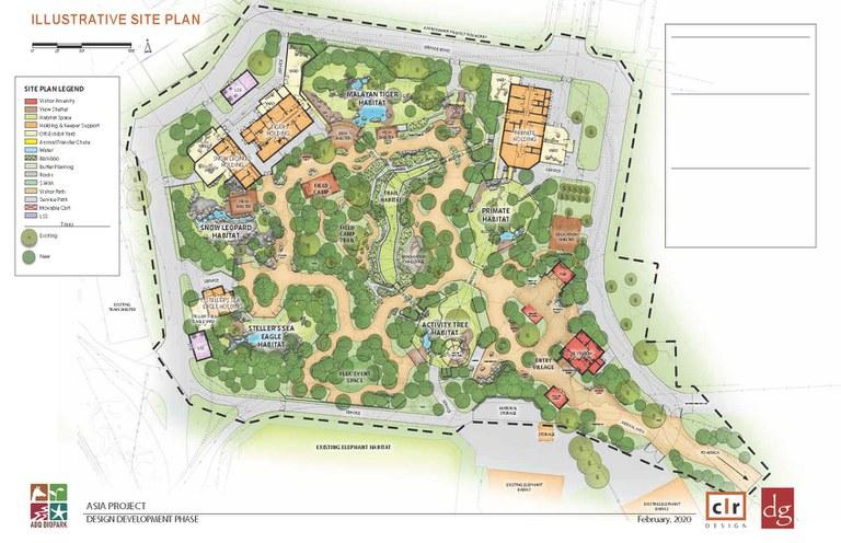 Asia Construction Plan