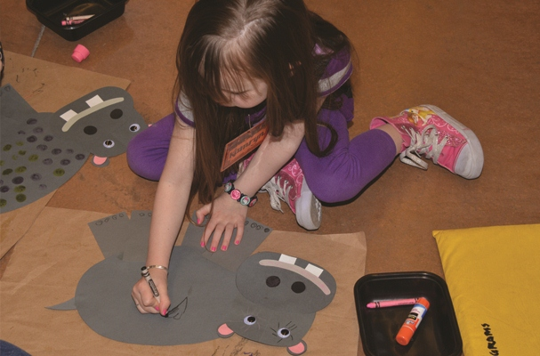 BioPark Beginnings Hippo