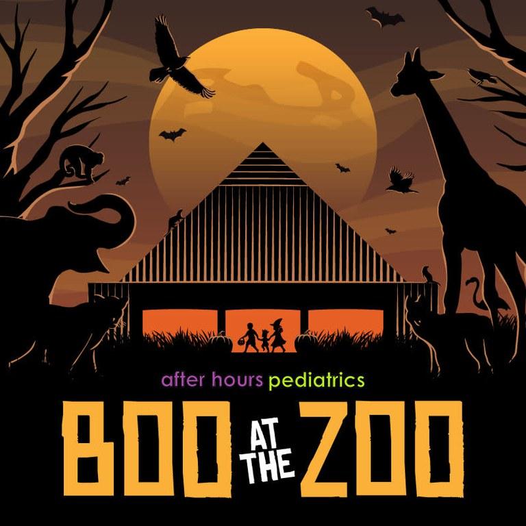 Boo at the Zoo Logo 2021