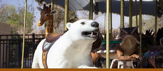 Endangered Species Carousel.