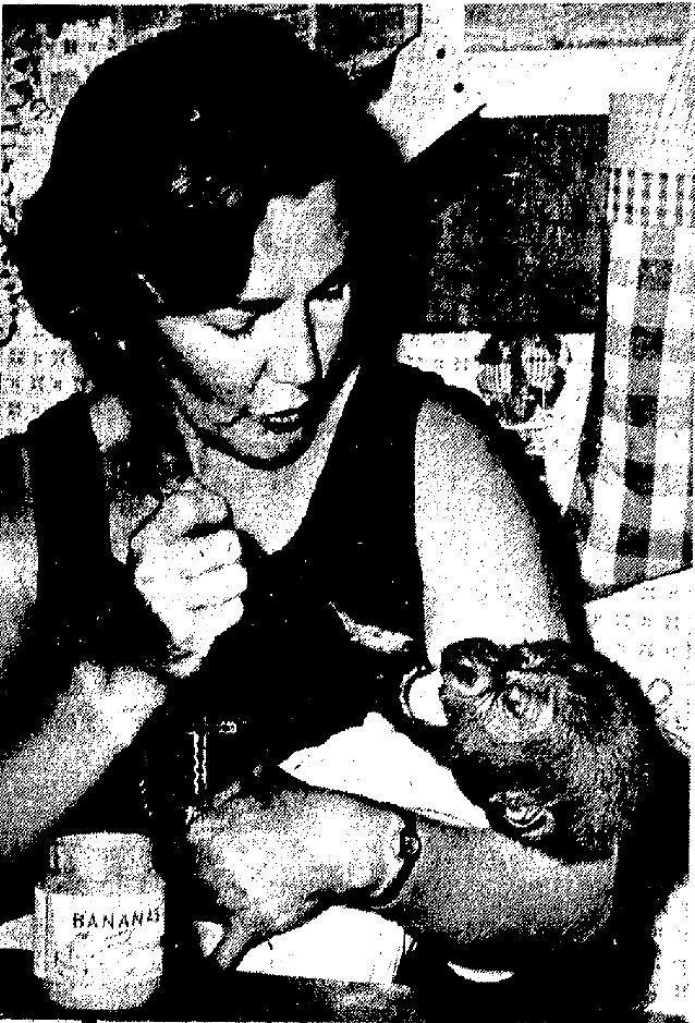 Huerfanita as baby