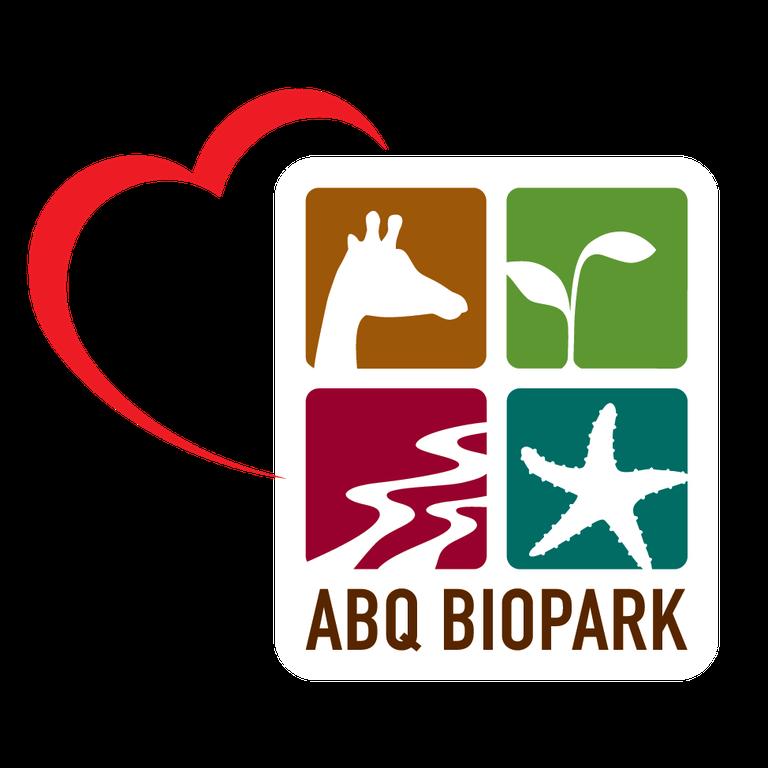 We Love Our BioPark logo
