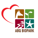 caption:Logo for the We Love Our BioPark video campaign