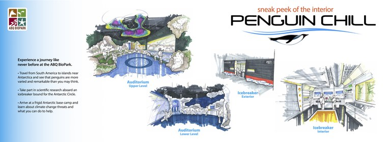 Penguins Building Sneak Peak