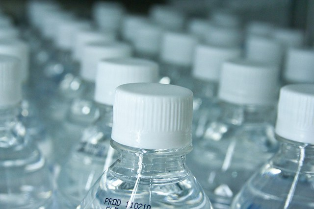 Plastic bottle via Flickr