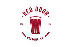 Red door brewery logo