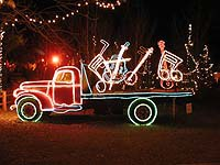 River of Lights Truck