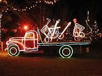 River of Lights Truck