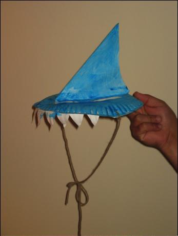 Shark Hat Activity BioPark