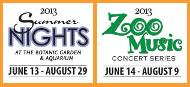 Summer Concerts 2013