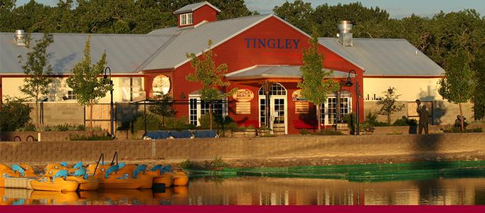 Tingley Beach banner