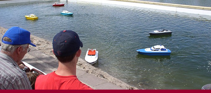 Tingley Remote Control Boats