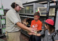 5 Reasons to Bring Your Kids to the ABQ BioPark