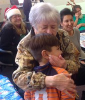 BioPark Volunteers and Staff Give Back to the Community During the Holidays
