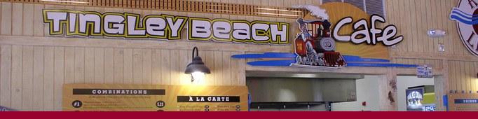 Tingley Beach Cafe