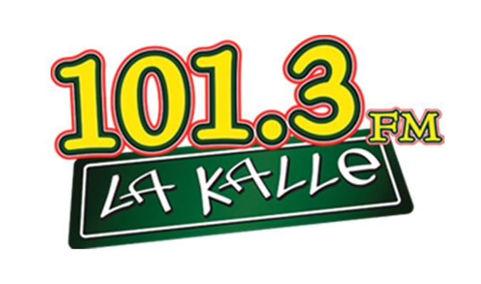 La Kalle 101.3 Logo