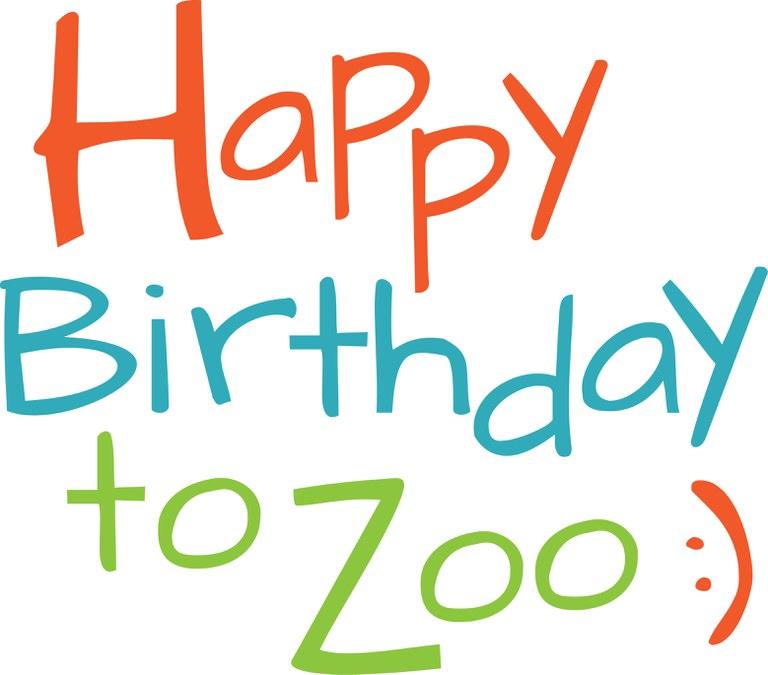 Happy Birthday to Zoo