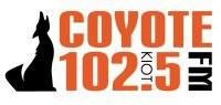 Coyote 102.5 logo