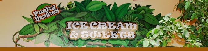 funky monkey banner