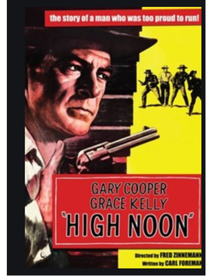 Books to the Big Screen: High Noon