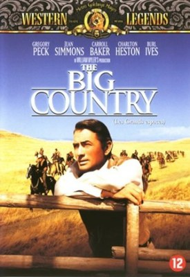 Books to the Big Screen: The Big Country