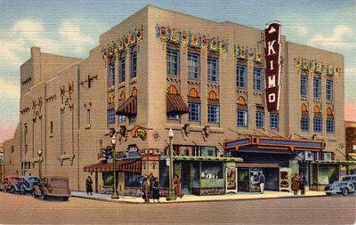 FREE: Guided tour of the Historic KiMo Theatre