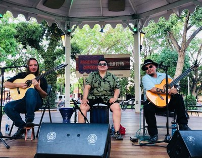 Summertime in Old Town: Brujo Trio