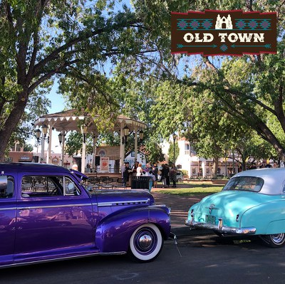 Summertime in Old Town: Father's Day in Old Town