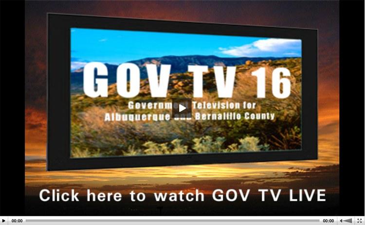 GOV TV Live Stream Image