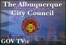Image for the Albuquerque City Council televised broadcasts