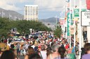 Crowd at Route 66 Summerfest