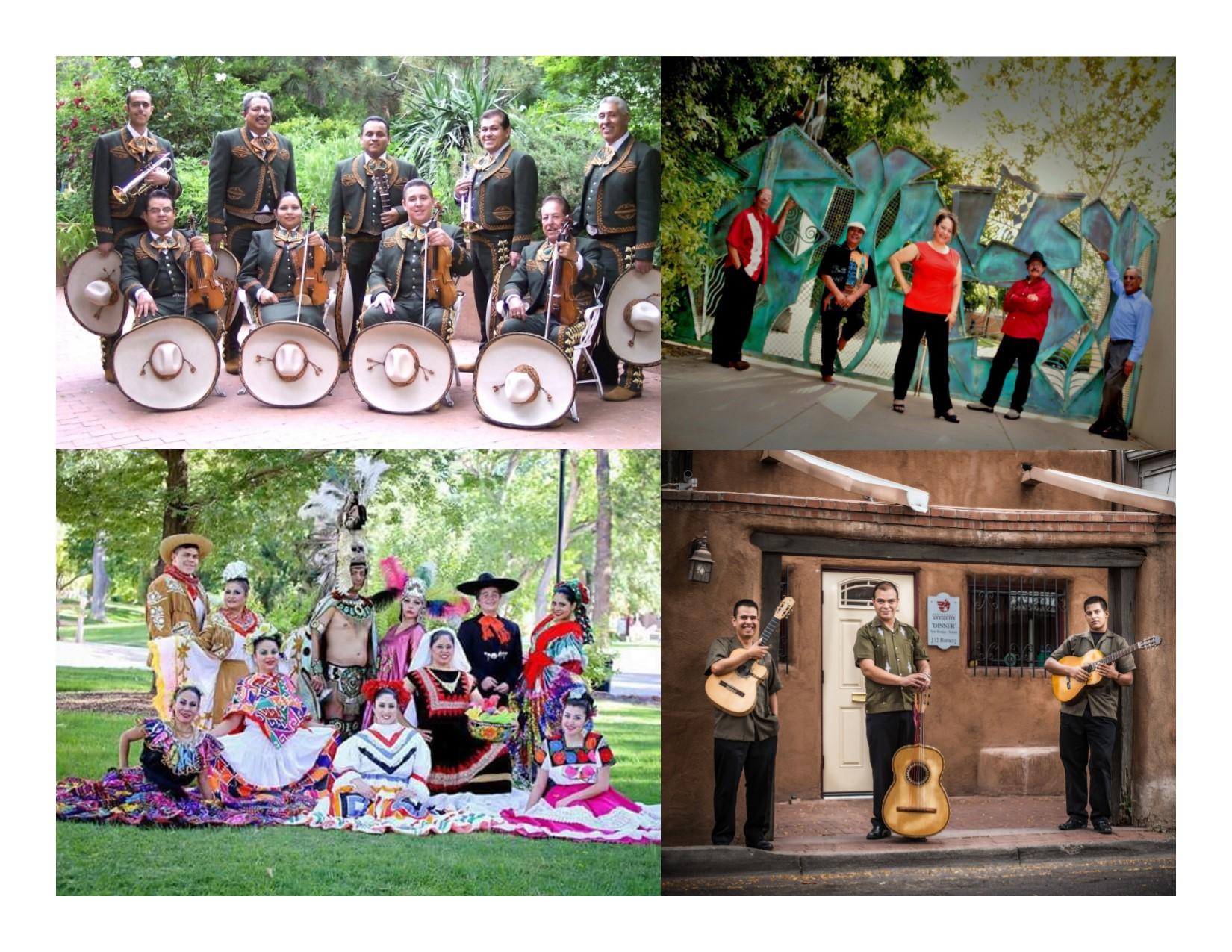 2017 Salsa Fiesta Entertainment Collage 2.0