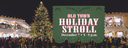 2018 Old Town Holiday Stroll Banner