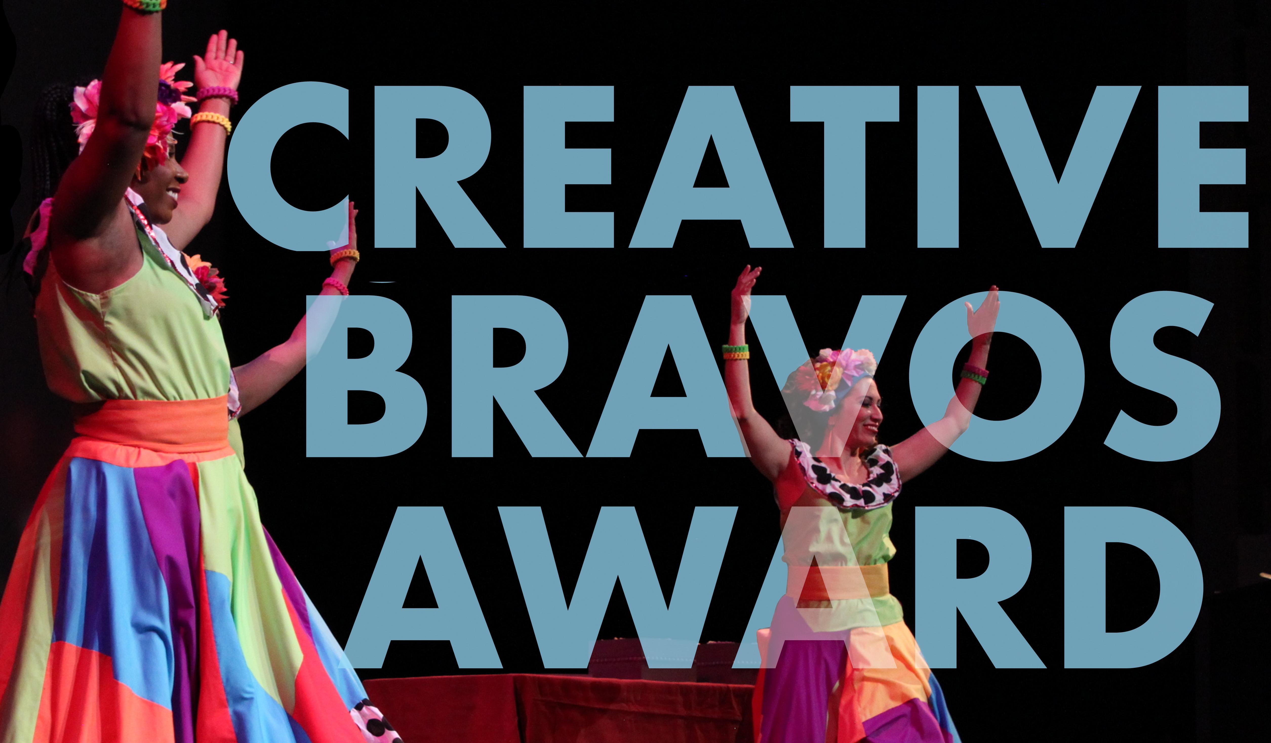 2019 Creative Bravos Award Banner