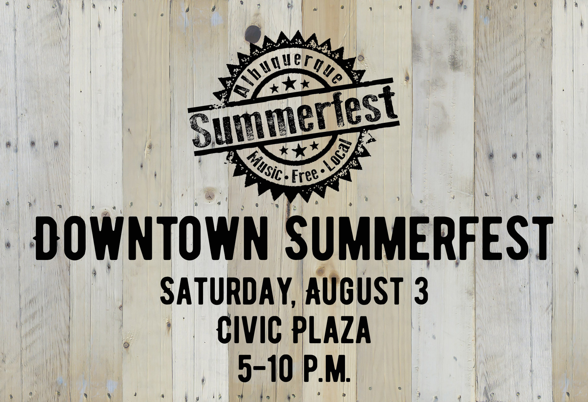 2019 Downtown Summerfest Placeholder