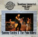 2019 Downtown Summerfest - Tommy Castro & The Pain Killers on Wood
