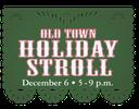 2019 Holiday Stroll - Logo