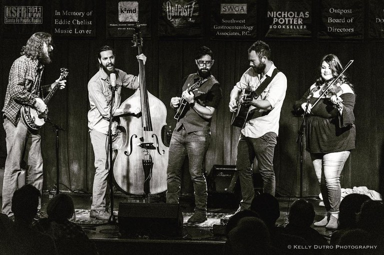 2019 Silver String Band