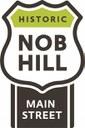 Nob Hill Main Street Logo