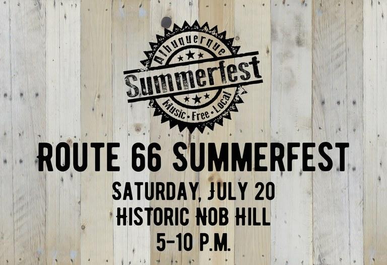 2019 Route 66 Summerfest Placeholder