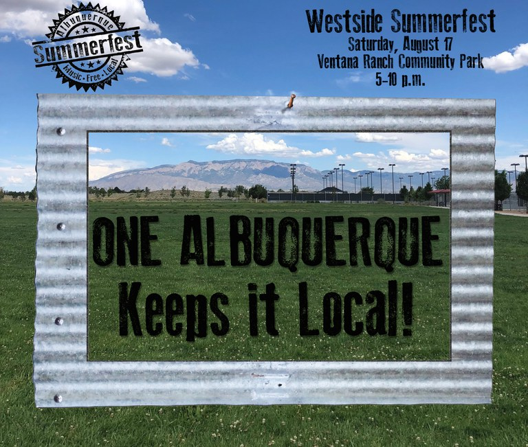 2019 Westside Summerfest - ONE Abq Local