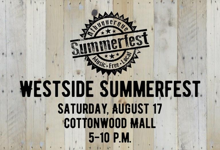 2019 Westside Summerfest Placeholder