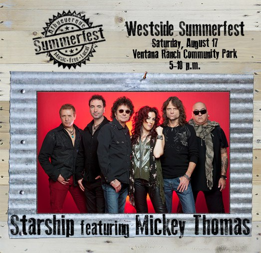 2019 Westside Summerfest - Ventana Ranch