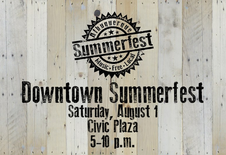 2020 Downtown Summerfest - Placeholder